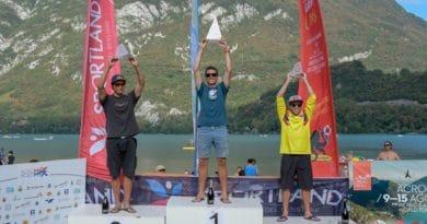 Acromax ha incoronato il Campione del mondo di parapendio acrobatico