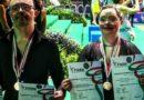Danza sportiva, Catherine e Francesco campioni italiani per l'11^ volta