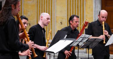 Lezione-concerto a Malborghetto con l'ensemble Collegium Pro Musica