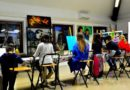 A Gemona una scuola di pittura per bambini