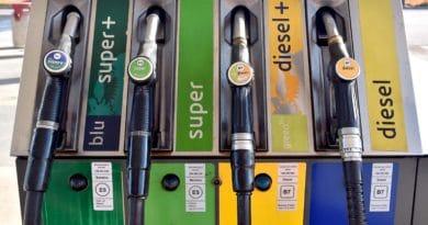 Confermato anche a maggio lo sconto carburanti in FVG