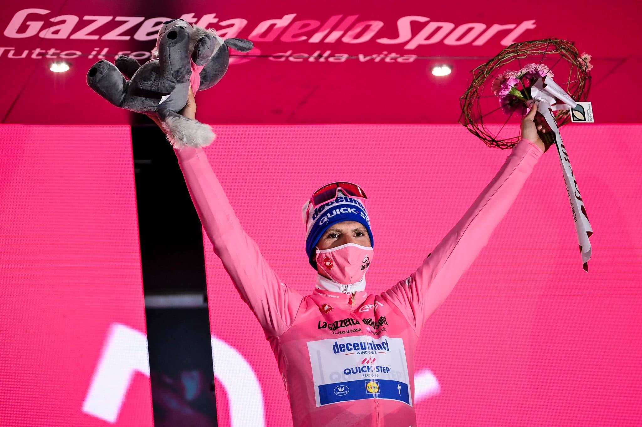 Giro d'Italia 2020 - edizione 103 - Tappa 16 - Da Udine a ...