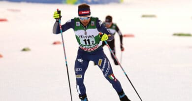 Combinata nordica, Pittin quinto a soli 7 decimi dalla vittoria in Coppa del Mondo