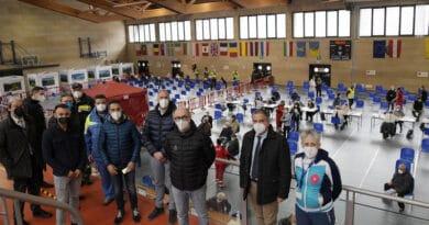 In corso la due giorni di vaccinazioni massive a Tarvisio, coinvolte 1500 persone