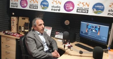 VIDEO – A Radio Studio Nord il sindaco di Ovaro Lino Not