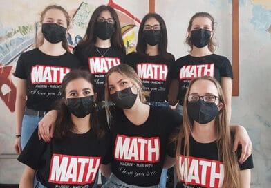 Le studentesse del Magrini Marchetti di Gemona regine italiane della Matematica