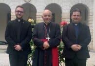 Don Alex De Nardo e don Tacio Alexandre Puntel saranno ordinati sacerdoti