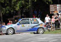 Al via del Rally Valli della Carnia ben 10 equipaggi di Carnia Pistons