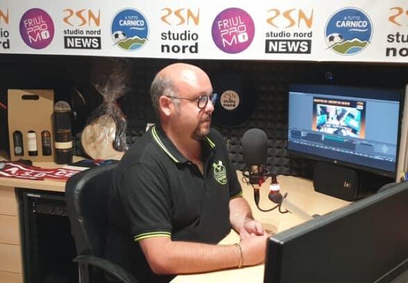 Un Rally Valli della Carnia da vivere in diretta con Radio Studio Nord