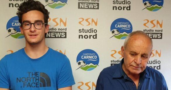 VIDEO – L'allievo e il maestro: Claudio Pugnetti e Gino Pugnetti