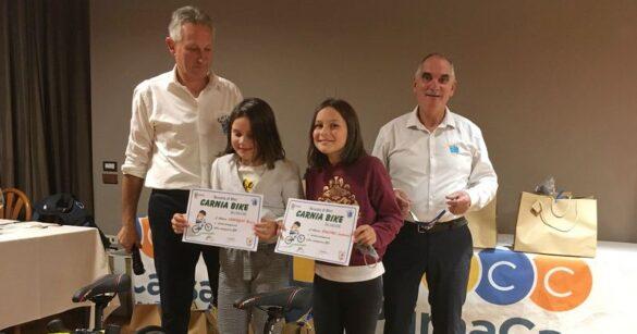 Continua a crescere il progetto giovanile di Carnia Bike e Ciclistica Bujese